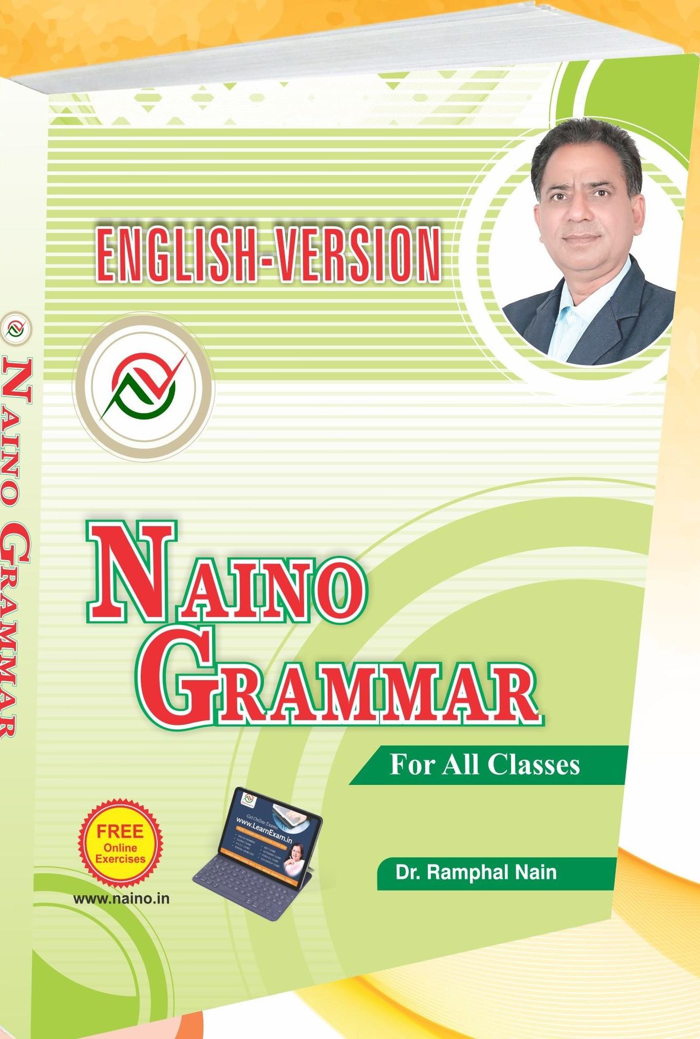 Naino Grammar English Version